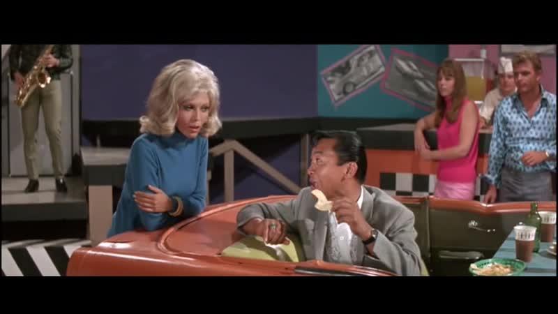 Nancy Sinatra Your Groovy Self Speedway '68