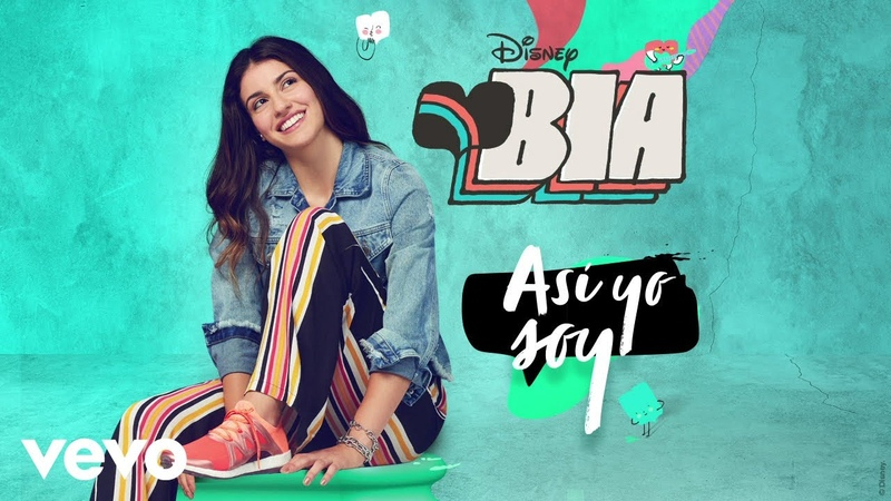 Andrea De Alba - Thumbs Up (From BIA – Así yo soy/Audio Only)
