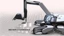 Hyundai construction equipment concept model excavator