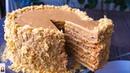 Торт «Наполеон ПО-НОВОМУ Нереально Вкусный