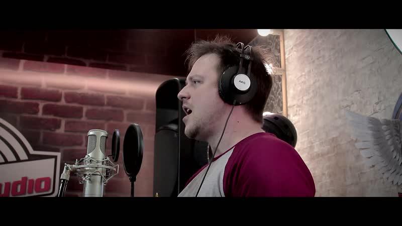 Илья Чёрт | Пилот - Шнурок (Cover Роман Кузовов) Rec Studio | beckstage video