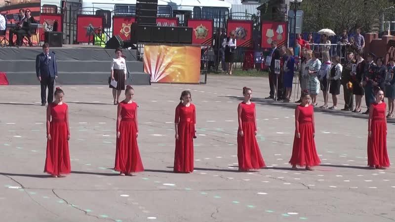 бесмертныи полк 2018 бесмертныи полк Красныи Яр