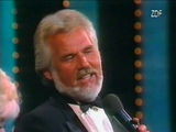 Kenny Rogers &amp Dolly Parton Islands in the stream 1984