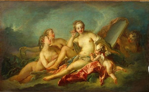 « одного шедевра». «Туалет Венеры», Франсуа Буше