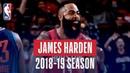 James Harden's Best Plays From the 2018-19 NBA Regular Season