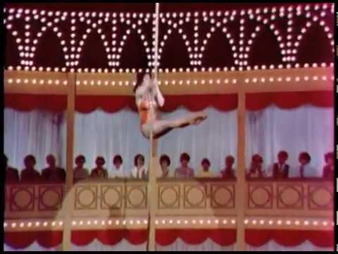 Maryse Begary Trapeze Act 1965