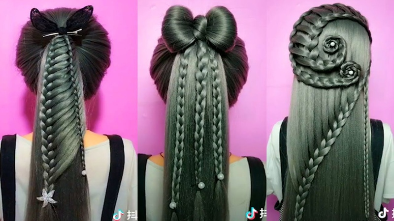 Easy Hair | Style for Long Hair | TOP 26 Amazing Hairstyles Tutorials Compilation 2018 | Part 59