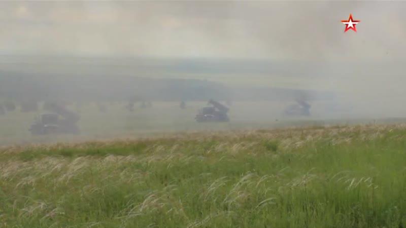 Курсанты из Азии, Африки и Латинской Америки оценили мощь российского оружия под Оренбургом Оренбург