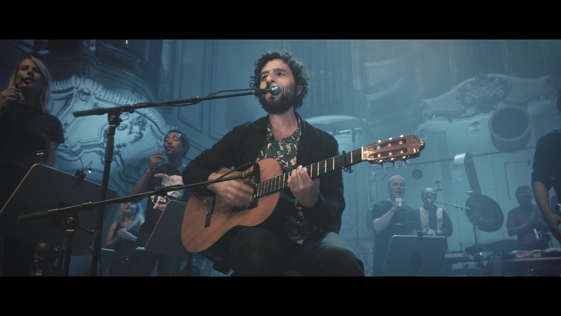 José González The String Theory - Leaf Off The Cave (Live in Hamburg)