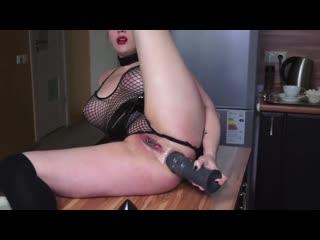 Bella [фистинг, анал, fisting, extreme insertion, gape, anal, prolapse, big toys, brutal dildo, домашнее порно]