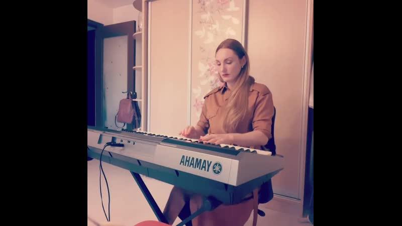 Христина Макарова meditation improvisation