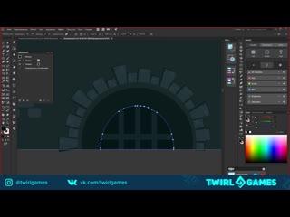 Twirl games разработка инди игр charley the dog (день 2-ой)