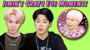 (방탄소년단/防弾少年団) BTS Jimin's Crazy Eyes Moments Kpop [VGK]