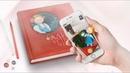 Книга Алиса в стране чудес с дополненной реальностью