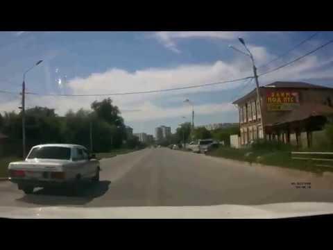 Бешеная волга на ул Герцена 20 07 2019