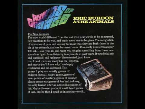 Eric Burdon The Animals - Hotel Hell