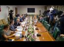 Заседание Временной комиссии СФ по защите государственного суверенитета и предотвращению вмешательства во внутренние дела РФ