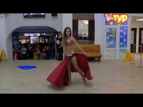 Студия танца АИША. Арина Кошелькова tabla solo
