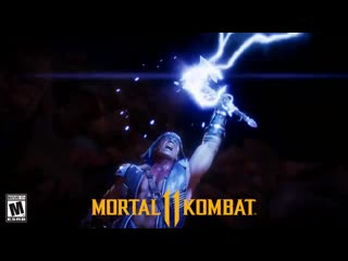 We know you guys have been dying to get a glimpse at nightwolf for mortal kombat 11. so he