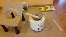 Самодельный мини шлифовальный станок из старой соковыжималки
