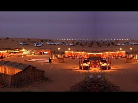 Дубаи В пустыне в гостях у кочевников бедуинов