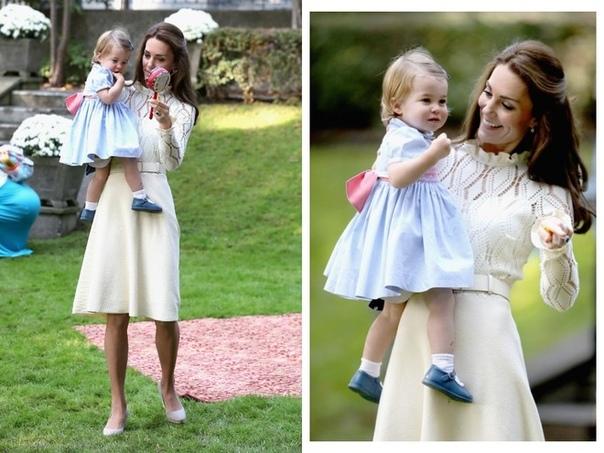 10х летних образов герцогини Кейт Кембриджской, которыми стоит вдохновиться