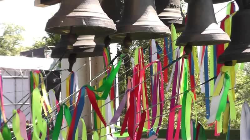 XVІ Всеукраинский фестиваль духовных песнопений «Надднепрянские Пасхальные песнопения».