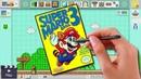 Super Mario Bros 3 Remade Remixed in Super Mario Maker W1