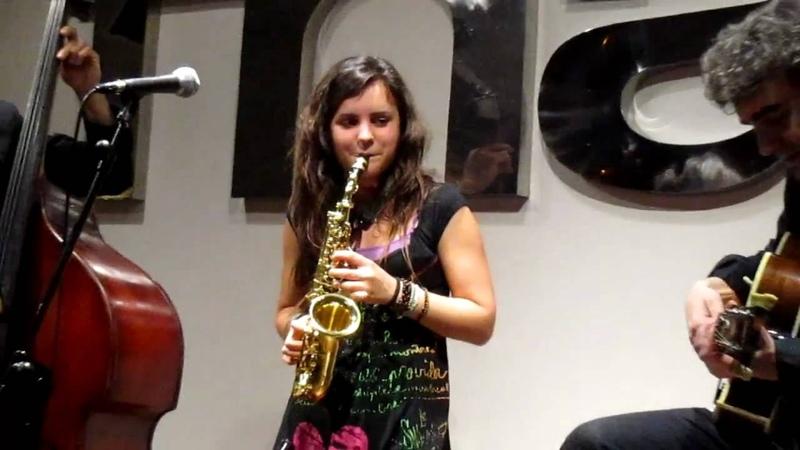 Petite Fleur - Andrea Motis, Joan Chamorro Josep Traver (Live from Fnac, LIlla)