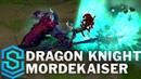 Dragon Knight Mordekaiser 2019 Skin Spotlight - Pre-Release - League of Legends