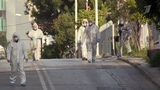 ВАфинах атаковали посольство России
