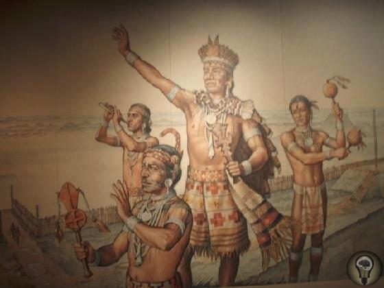 Курганы Кахокии загадка миссисипской культуры Занимая территорию более 2 000 акров, Кахокия единственный доисторический город индейцев к северу от Мексики, крупнейший археологический памятник