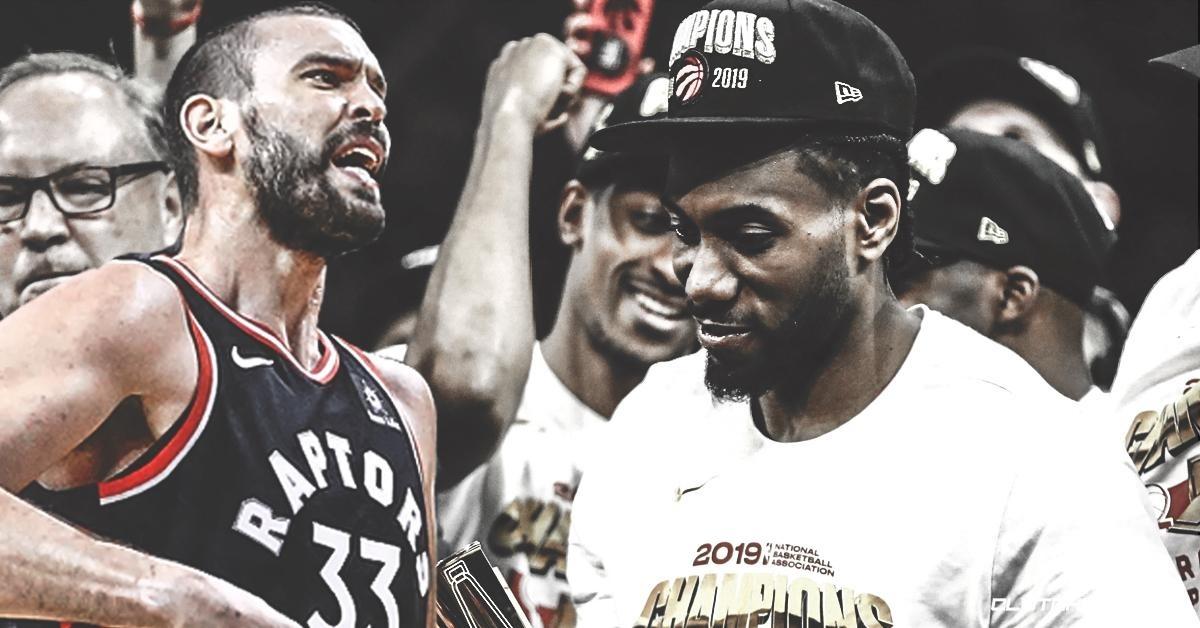 Марк Газоль: «В НБА сейчас нет ни одного игрока калибра Кавая Ленарда»