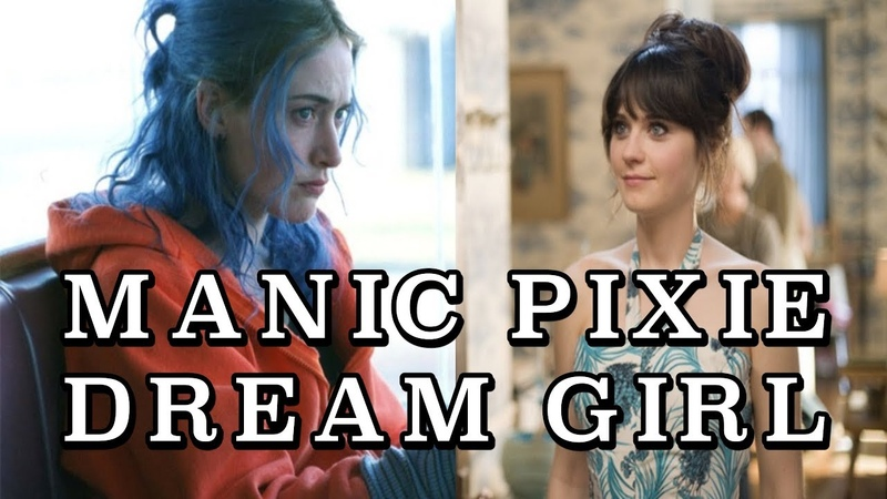 The Misuse of the Term Manic Pixie Dream Girl