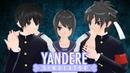 MMD Love me Harder Budo x Ayano x Taro Yandere Simulator Part 2