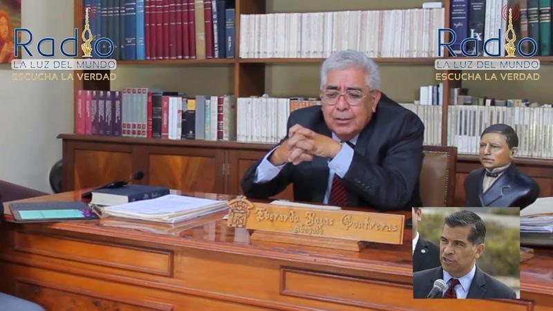 Experto Abogado Penalista desenmascara al fiscal Xavier Becerra