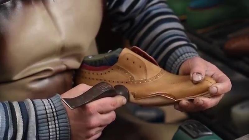 Hand Made Shoe Making,   .NESS Reklam Ajansı Tanıtım Video Çekimi