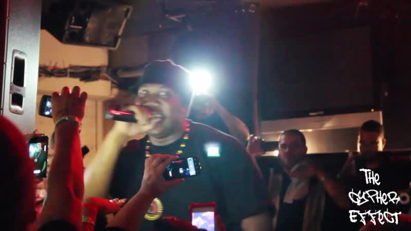KRS ONE, Ras Kass Live At The Freestyle Cypher Effect Event
