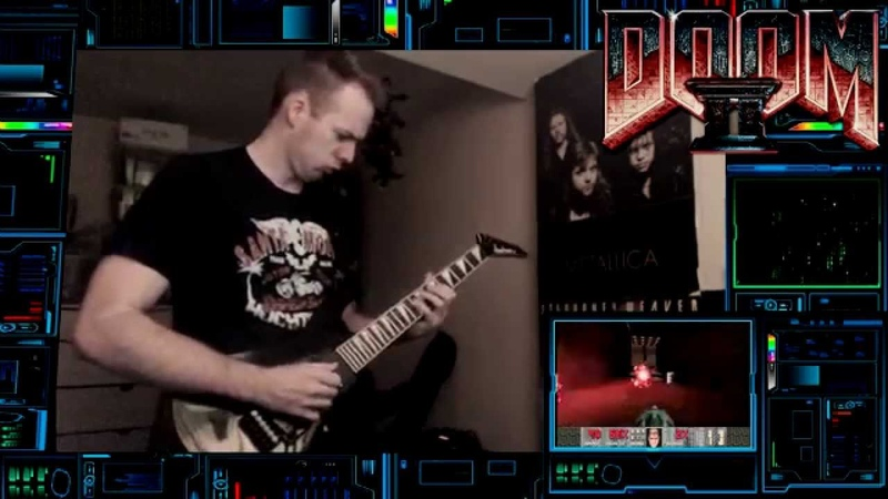 EGT - DooM II - lvl 22 - metal remake