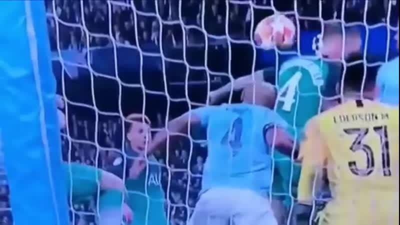 Fernando Llorente Hand Ball Goal (17-04-2019).mp4
