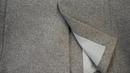 ベンツの作り方・縫い方(裏付きどんでん始末) ジャケット How to sew a vent - fully-line