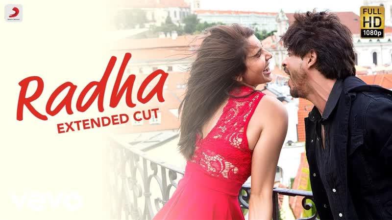 Клип на песню Radha из фильма Когда Гарри встретил Седжал ¦ Aнушка Шарма Шах Рукх Кхан