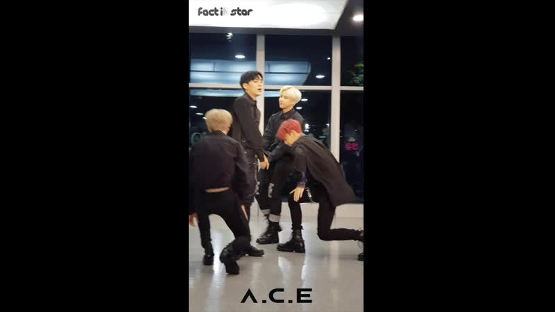 SHOW | 21.05.19 | A.C.E - UNDER COVER @ tbs Fact iN Star (Wow focus)