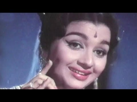 Raat Ka Sama Asha Parekh Lata Mangeshkar Ziddi Dance Song