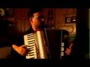 На поле танки грохотали (Tanks rumbled in the field) - accordion, akordeon