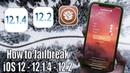 Jailbreak iOS 12.1.4 Finally RootLess v3.3.2 Cydia! 12.1.3 - 12.1.2 iOS