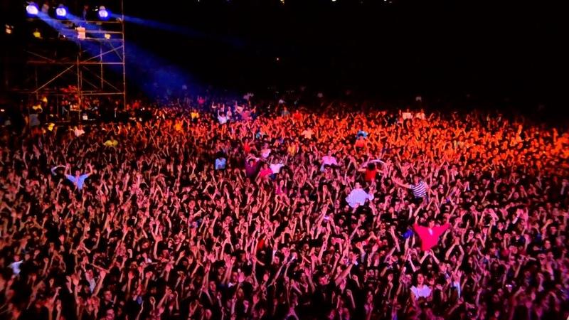 Una multitud cantó Bohemian Rhapsody en la previa de un show de Green Day