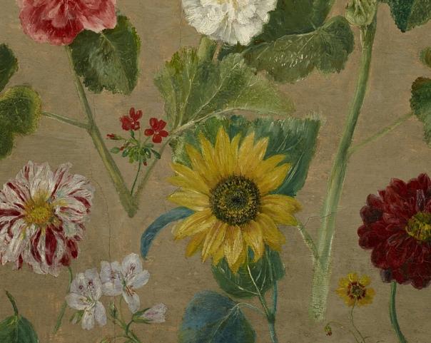 Эжен Делакруа  ведущий живописец французской романтической школы  на время уподоблялся импрессионисту