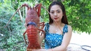 Yummy cooking giant lobster recipe Cooking skill