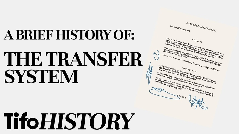 The History of the Football Transfer System Explained